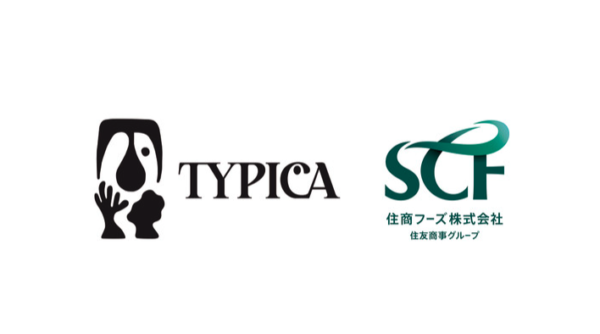 TYPICA and Sumisho Foods